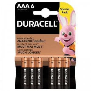 Baterie Duracell  AA L06
